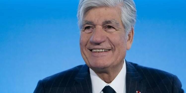 Maurice Lévy exclut un mariage Publicis-Havas