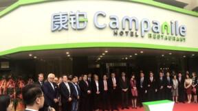Campanile: l'improbable nouvel ambassadeur du «made in France» en Chine