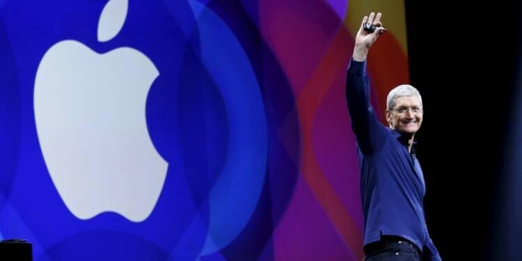 La décision relative à Apple n'est pas politique, assure l'UE