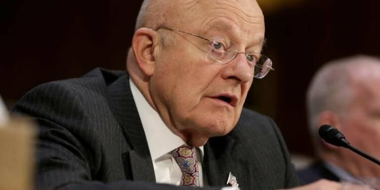 L'ancien chef du renseignement US nie toute écoute contre Trump