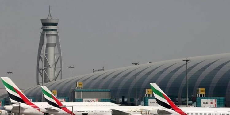L'aéroport de Dubaï reste premier pour le trafic international