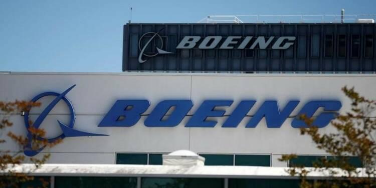 Baisse de 5,5% des livraisons de Boeing au 3e trimestre