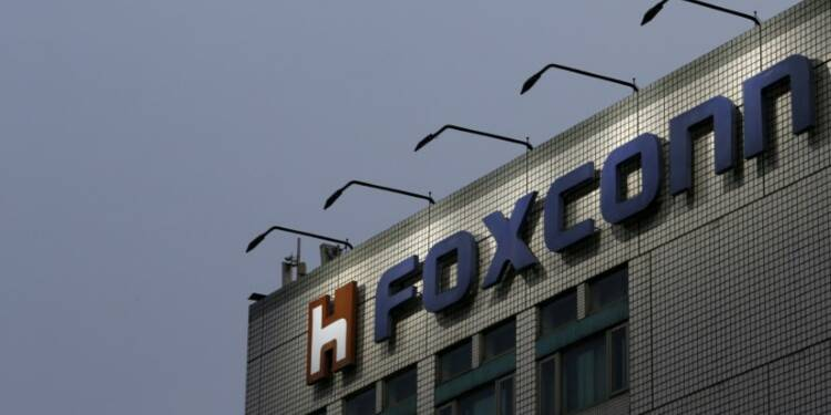 Foxconn envisage d'investir 7 milliards de dollars aux Etats-Unis