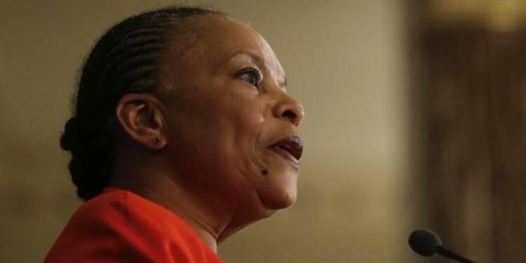 Christiane Taubira milite pour un candidat unique de la gauche