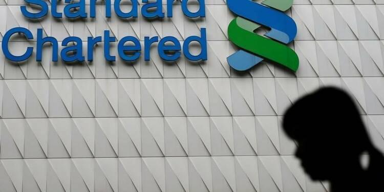 StanChart supprime 10% de ses emplois institutionnels