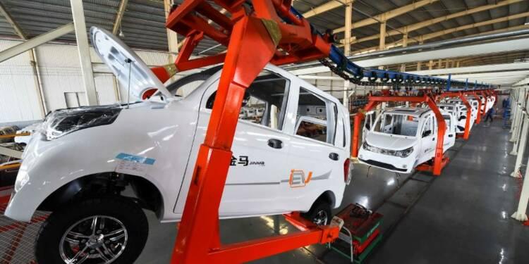 Le marché automobile chinois en hausse de 22,4% en février