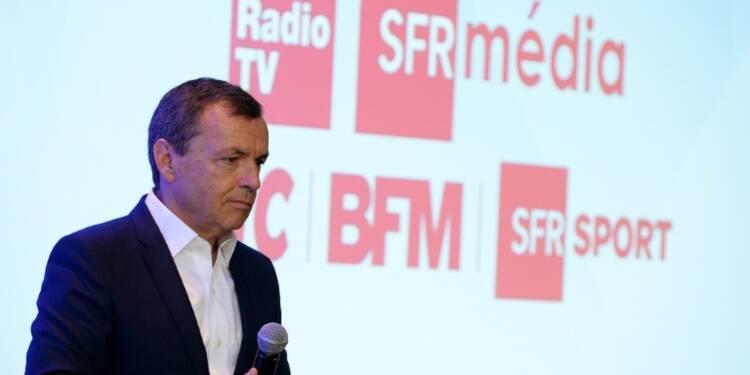 Pour garder ses clients, SFR veut doper son offre de médias