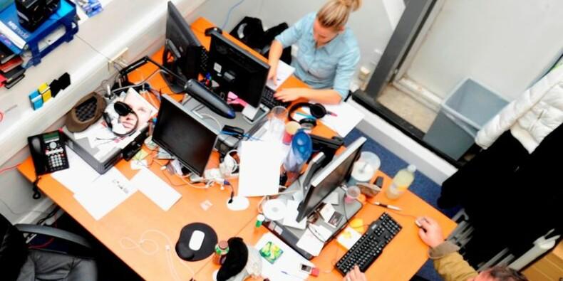 Rebond des créations d'entreprises en août