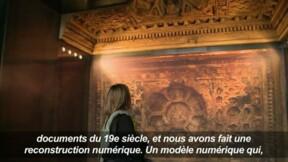 Des trésord archéologiques détruits en Irak et Syrie exposés