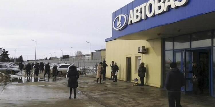 Avtovaz dévoile un plan de recapitalisation