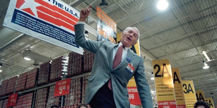 Sam Walton (1918 -1992), Wal-Mart : le seigneur du discount qui a transformé l'Amérique profonde