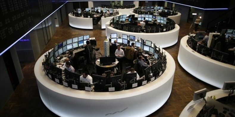 Les Bourses européennes en légère hausse vers la mi-séance