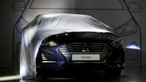 Hyundai dévoile une nouvelle Sonata pour relancer ses ventes