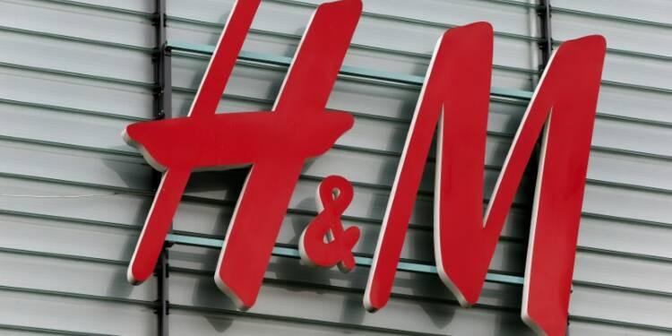 H&M augmente ses ventes de 10% en octobre