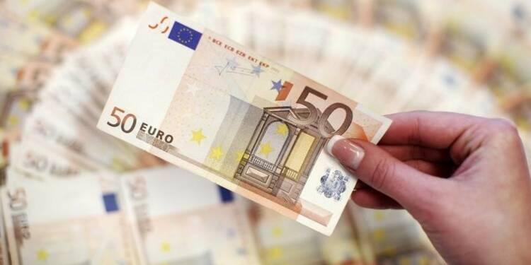 Inflation allemande à un pic de deux ans en octobre