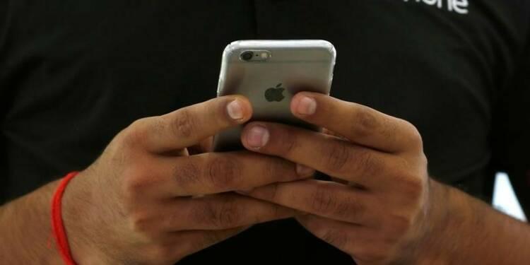 Apple menacé de poursuites pour ses écrans d'iPhone 6