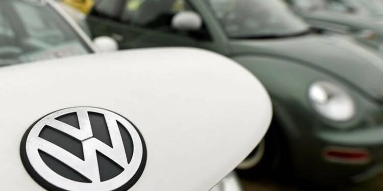 Volkswagen prolonge son prêt relais de 20 milliards d'euros jusqu'en juin 2017
