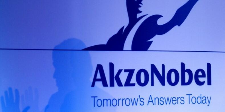 Akzo Nobel freiné au 4e trimestre par les secteurs naval et de l'énergie