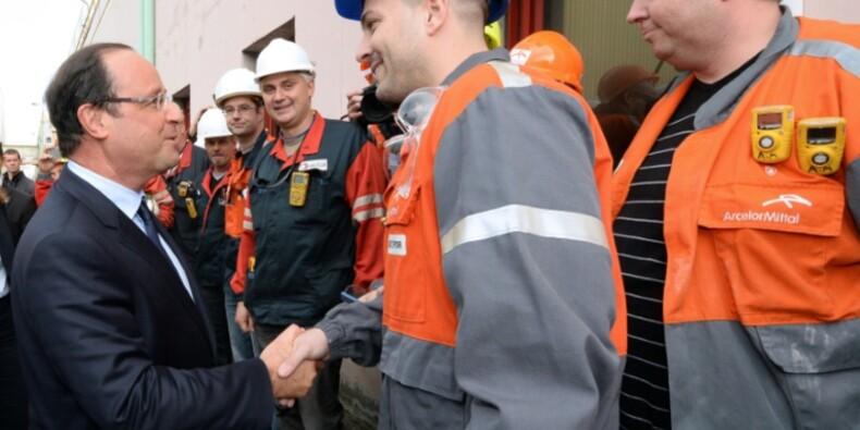 Hollande de retour à Florange : accueil musclé en vue !