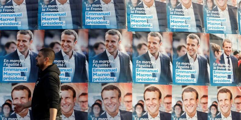 Macron fait jeu égal pour la 1ère fois avec Le Pen dans un sondage Opinionway-Orpi