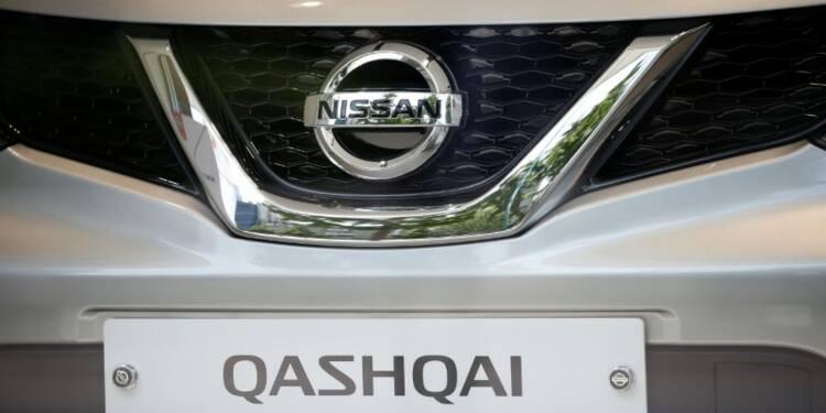 Nissan construira son nouveau Qashqai en Grande-Bretagne