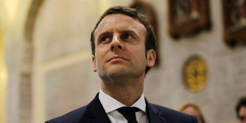 Macron toujours devant Fillon au premier tour - sondages