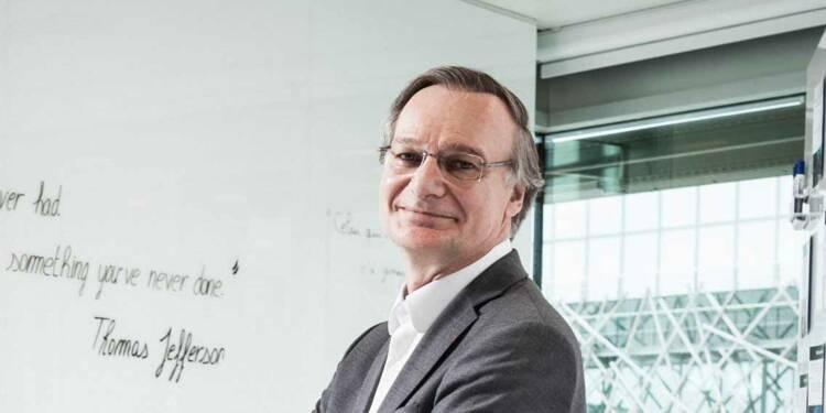 Pierre Nanterme, P-DG d'Accenture : «La révolution numérique se propage à une vitesse jamais observée dans le business»