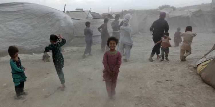 L'Onu a besoin de 550 millions de dollars pour venir en aide aux Afghans