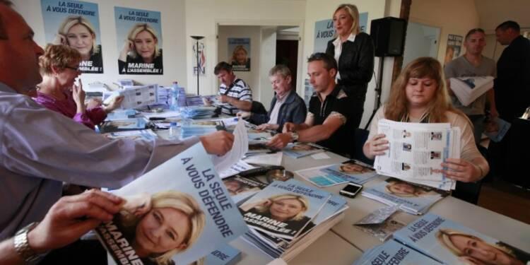 Le Front national renvoyé en procès pour le financement de 2012