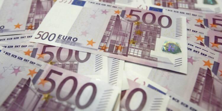 Déficit budgétaire français en baisse à fin janvier