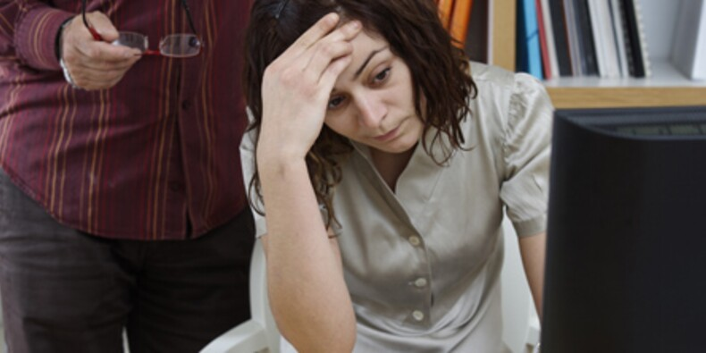 De plus en plus de salariés se plaignent du bruit et du travail prolongé sur écran