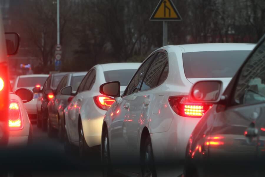 L'état du trafic dans 10 grandes villes de France