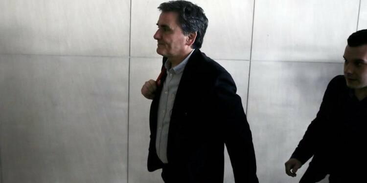 Athènes vise un accord provisoire d'ici l'Eurogroupe de mars