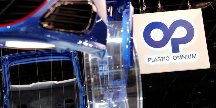 La croissance de Plastic Omnium accélère au troisième trimestre