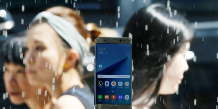 Samsung réfléchit à un rappel du Galaxy Note 7