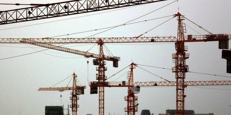 La croissance du privé en zone euro au plus haut de l'année