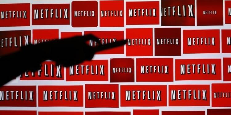 Netflix a gagné plus d'abonnés que prévu, l'action flambe
