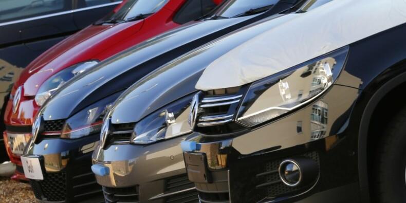 Baisse de 0,3% du marché automobile européen en octobre