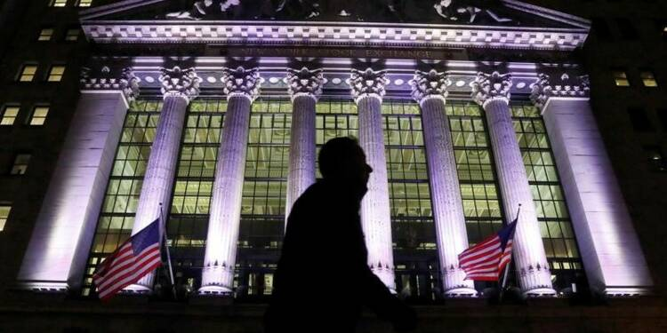 Wal-Mart a entretenu l'élan haussier de Wall Street