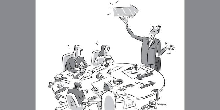 Pour des réunions plus efficaces, choisissez bien les participants