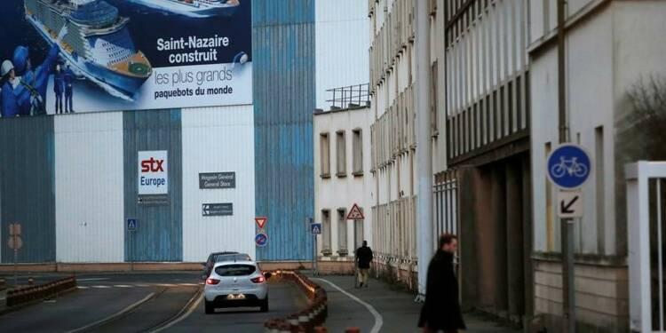 """L'attitude française """"inacceptable"""" sur Fincantieri-STX, dit Rome"""