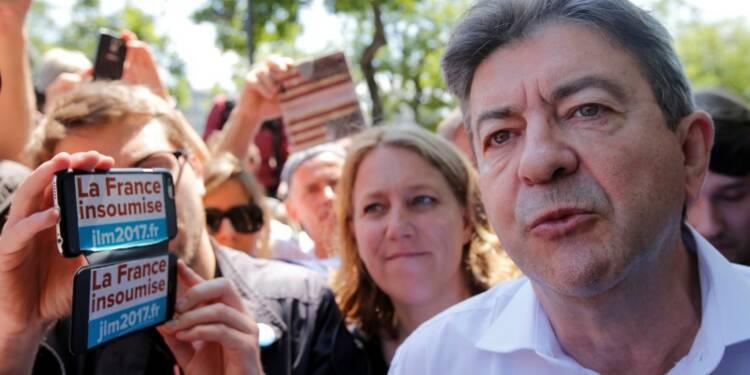 Les cadres du PCF refusent un ralliement à Mélenchon
