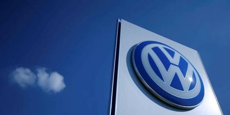 VW attend une poursuite de la croissance des ventes de sa marque