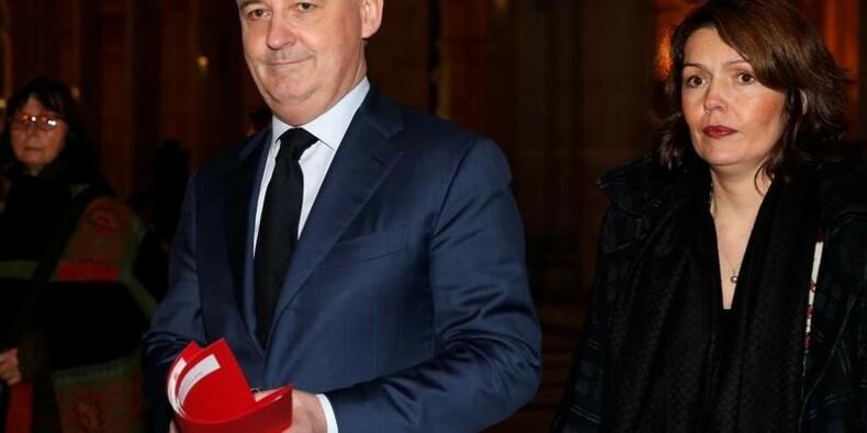 François Pérol jugé en appel pour prise illégale d'intérêts