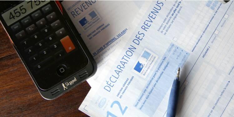 Impôt sur le revenu : près de 1 million de ménages assujettis en plus en 2012
