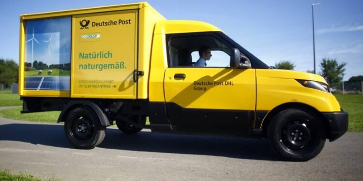 Deutsche Post rachète son concurrent britannique UK Mail