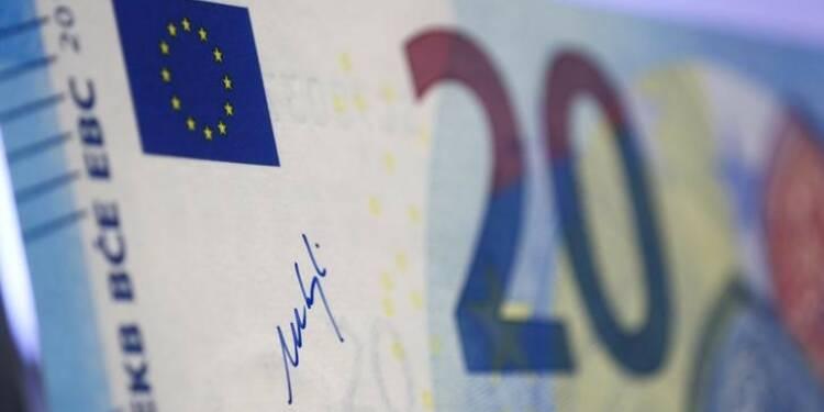 Zone euro: la croissance du crédit aux entreprises à un pic de 5 ans