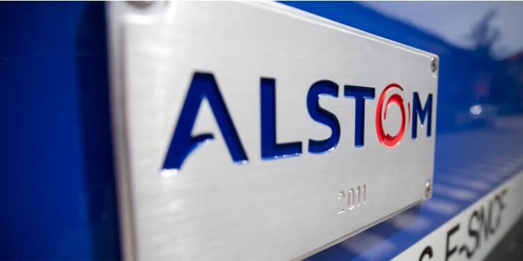 Hausse de 12% des ventes d'Alstom sur 9 mois, l'opération GE avance