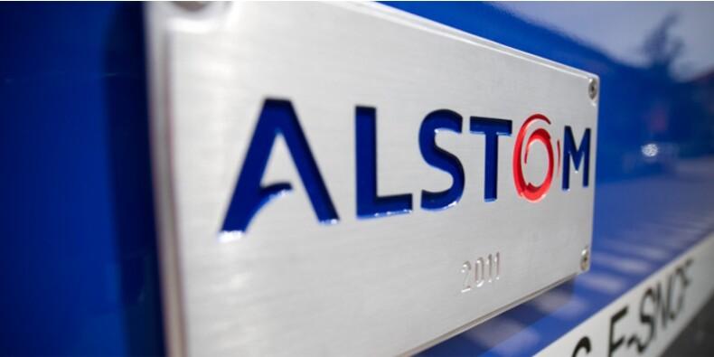 Malgré un plongeon des commandes, Alstom a rassuré les investisseurs