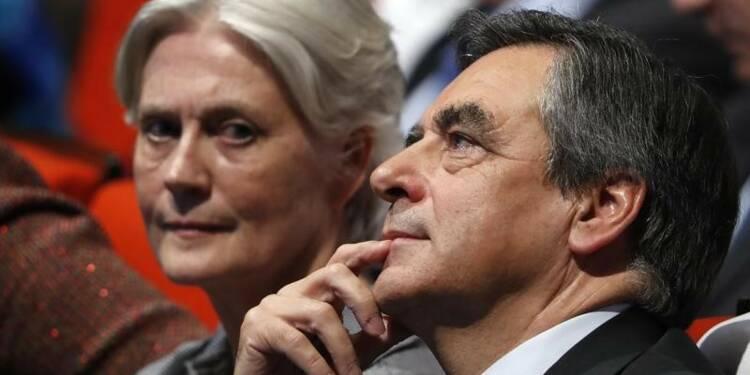 Polémique autour de la femme de François Fillon : le parquet national financier ouvre une enquête